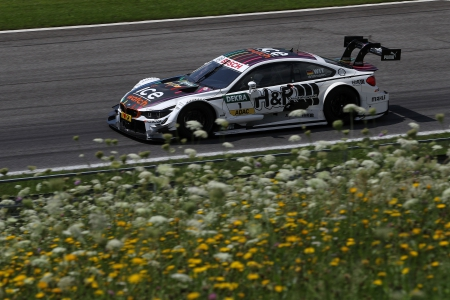 Spielberg (AT) 31th July 2015. BMW Motorsport, Marco Wittmann (DE) Ice-Watch BMW M4 DTM. This image is copyright free for editorial use © BMW AG (07/2015).